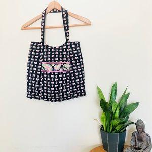 Pink Elephant Vera Bradley Shoulder Bag